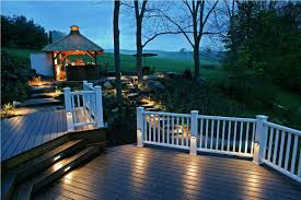 amazing deck lighting ideas