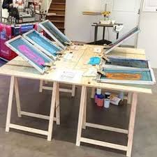 diy screen print india table for table top screen printing press t shirt forums