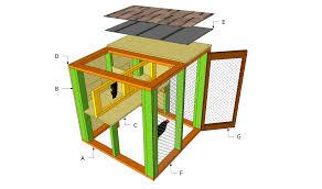 House Construction Blueprints Simple Chicken House Construction Plans With Chicken House Plans