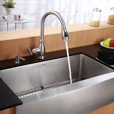kitchen stainless steel kitchen sink combination kraususa with
