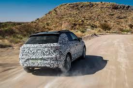 new video shows volkswagen t roc strutting its stuff automobile