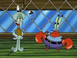 image mr krabs in wormy 8 png encyclopedia spongebobia