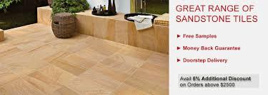 buy discount sandstone floor wall tile tilesbay com