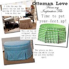 10 awesome diy ottoman ideas