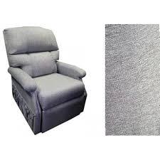 sillon reclinable sillon reclinable roma linete jaspe gris muebles en tico
