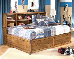 Queen Storage Beds With Drawers Bookcase Queen Bed With Bookcase Headboard Australia Really Like