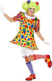 ladies clown halloween costumes buy ladies clown hoop dress pantaloons hairband clowns