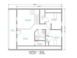loft cabin floor plans simple smalle floor plans 600sq ft with loft d876932853ebd114