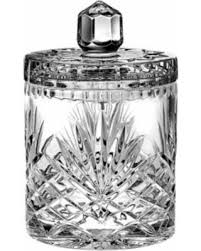 amazing deal majestic crystal majestic kitchen canister