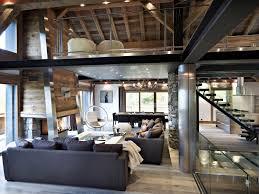 beautiful dark brown wood glass unique design decor living room