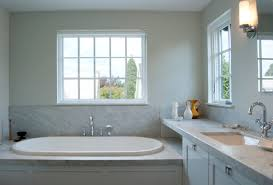 Modern Marble Bathroom Modern Marble Bathroom Contemporary Bathroom Portland By