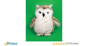 The Barn Owl Carol Stream Premier Collection Plush Soft Toy Barn Owl 20cm Amazon Co Uk