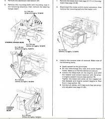 heater core replacement stuck in process 97 accord honda tech