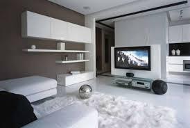 minimalist livingroom inspiration that has wooden floor and also