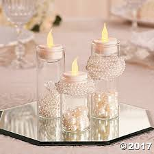 tea light holders décor idea