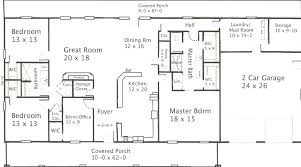Traditional Floor Plan Exterior Design Simple Barndominium Floor Plans For Traditional