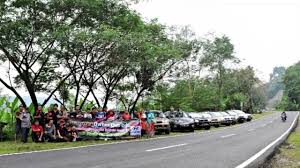 santa fe owners club indonesia touring goes to cirata dam youtube