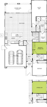 den floor plan core home plans palm desert
