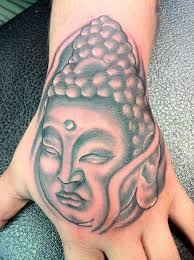 buddha hand tattoo brent pimentell brentpimentell twitter