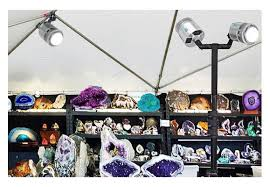 outdoor craft show lighting trade show displays led light strips