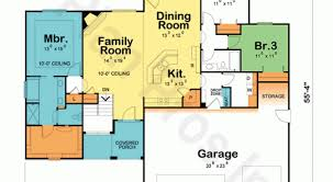 28 one story home design plans one story house plans simple one