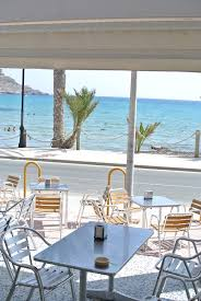 Outdoor Furniture In Spain - an immersion adventure in spain andeo international homestays