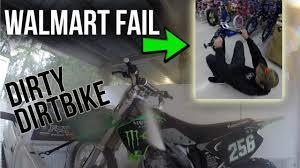 walmart motocross bikes washing my dirt bike at the car wash fail bike crash at