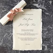 scroll invitation how to make easy scroll invitations imagine diy