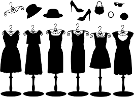 cocktail silhouette png clipart black dresses and accessories