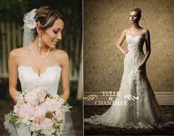 pearl necklace wedding images Wedding jewelry tulle chantilly wedding blog jpg