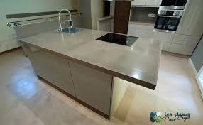 cuisine beton cire b ton cir pour cuisine beton cire placecalledgrace com