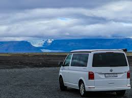 volkswagen 2017 campervan puffin tours iceland in vw campervan rent is