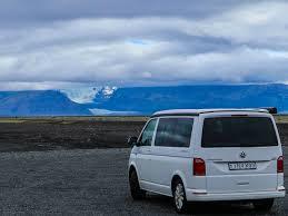 volkswagen california camper puffin tours iceland in vw campervan rent is