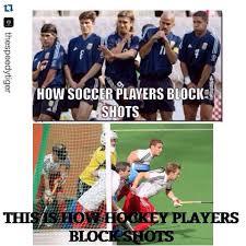 Soccer Hockey Meme - soccer please don t hit me hockey die bitches did field hockey