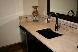 the granite gurus durango travertine wet bar