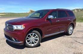 jeep durango 2016 road test review 2016 dodge durango by tim esterdahl