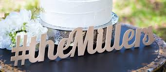 wedding cake hashtags 7 tips for a unique wedding hashtag wedding forward