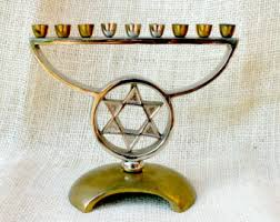 winnie the pooh menorah of david menorah trivet