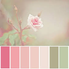 maybe paint the walls the lightest green and then accent with pink