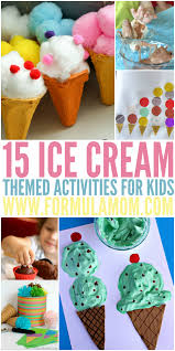 ice cream activities for kids perfect for summer