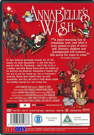 annabelles wish cover dvd annabelle wish dvd annabelle s wish