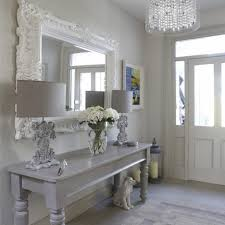 Glass Entry Table Innenarchitektur Console Table Decorating Ideas Pinterest Dining