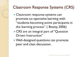 class response system classroom response system how to promote student engagement ama