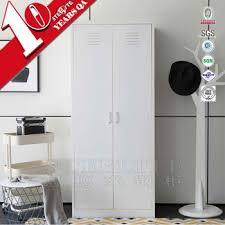 white bedroom cheap wardrobe closet for sale one door hostel