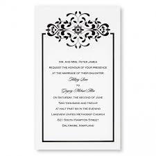 Wedding Invitations Under 1 Dramatic Dream Wedding Invitations Classy Announcements Custom
