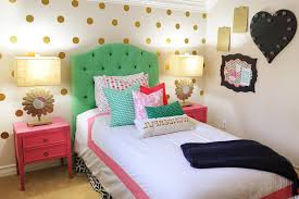 Pink And Gold Bedroom - light pink and gold bedroom rectangular white leather cover bed