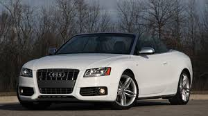 2010 audi a5 cabriolet review 2010 audi s5 cabriolet speaks softly but carries a