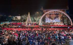 the national tree lighting 2013 kpbs