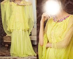 net dresses frocks gown shirt shalwar kameez designs 2017 2018