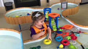 Water Table Toddler Dc Toy Girls Ava U0026 Mila Playing Water Table Collecter Dc Pc Happy